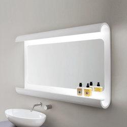 Lulù Mirror | Miroirs muraux | Arlex Italia