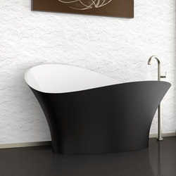 Flower Style | Free-standing baths | Glass Design