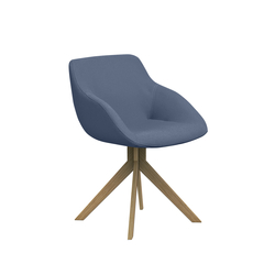 Blue Conference chair | Sillas para restaurantes | Palau