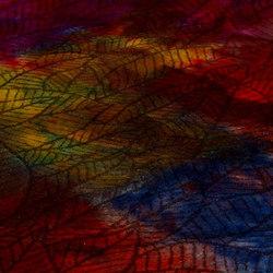 Graffiti Leaf | Formatteppiche / Designerteppiche | Nuzrat Carpet Emporium