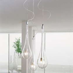Splash Suspension lamp | General lighting | Arlex Italia