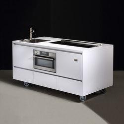 InselKüche | Compact kitchens | Kaiser Küche