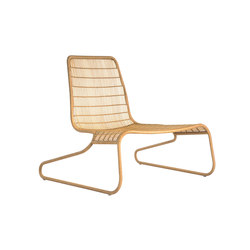 Flo Low Chair | Fauteuils d'attente | Driade