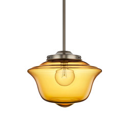 Schoolhaus Modern Pendant Light | Suspensions | Niche
