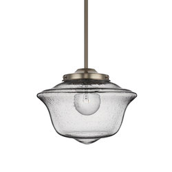 Schoolhaus Modern Pendant Light | General lighting | Niche