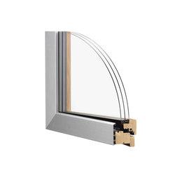 ISAM Vitrum | Window types | ISAM