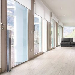 ISAM Linea light | French doors | ISAM