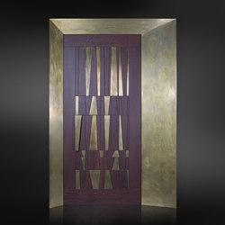 Luci e ombre | Portes d'intérieur | ISAM