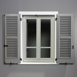 ISAM Sunscreen system | Shutters | ISAM