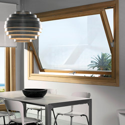 ISAM Pivot window | Window systems | ISAM