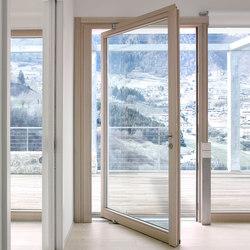 ISAM Pivot window | French doors | ISAM