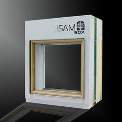 ISAM box | Fenstertypen | ISAM