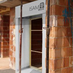 ISAM box | Patio doors | ISAM