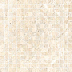 Mosaico plentzia beige ceramic mosaics from vives for Mosaico ceramica