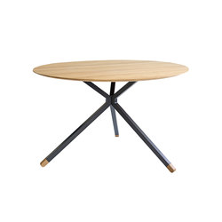 Frisbee Dining Table | Esstische | Herman Cph