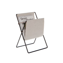 Frisbee Magazine Rack | Magazine holders / racks | Herman Cph