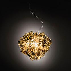 Veli Gold suspension | Pendelleuchten | Slamp