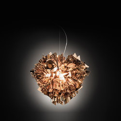 Veli Copper suspension | General lighting | Slamp