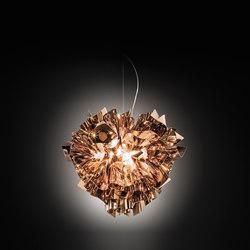 Veli Copper suspension | Pendelleuchten | Slamp