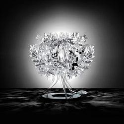 Fiorellina Silver table | Table lights | Slamp