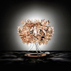 Fiorellina Copper table | Table lights | Slamp