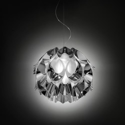 Flora Silver suspension medium | Éclairage général | Slamp