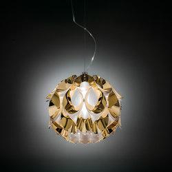 Flora Gold suspension small | Éclairage général | Slamp