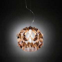 Flora Copper suspension small | Éclairage général | Slamp
