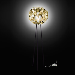 Flora Gold floor | General lighting | Slamp