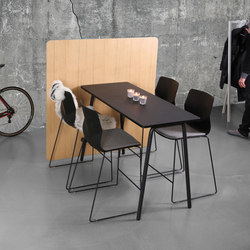 Four Real 90 / 105 | Tables de réunion debout | Four Design