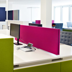 Effective desktop solutions | Écrans privatifs | acousticpearls
