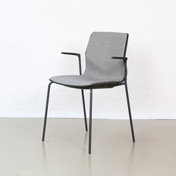 Four Sure 44 | Visitors chairs / Side chairs | Four Design