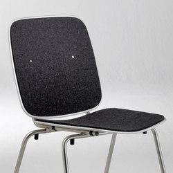 Coray Filzauflage | Sitzauflagen / Sitzkissen | seledue