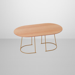 Airy Coffee Table | medium | Lounge tables | Muuto