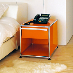 USM Haller Nightstand | Tables de chevet | USM
