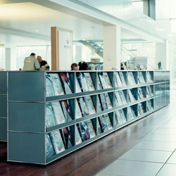 USM Haller Storage | Display stands | USM