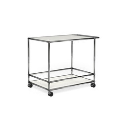 USM Haller Serving Cart | Carrelli | USM