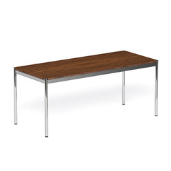 USM Haller Table Wood | Individual seminar tables | USM