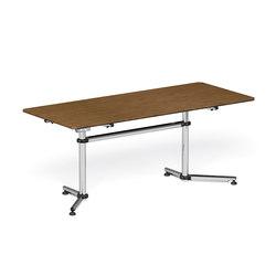 USM Kitos Wood | Tavoli individuali per seminari | USM