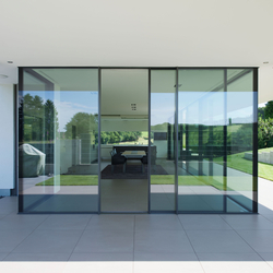 KELLER minimal windows® | Glass room doors | Keller