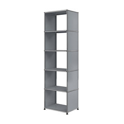 USM Haller Shelving 6 | Office shelving systems | USM