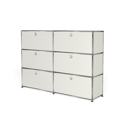 USM Haller Storage 3 | Sideboards | USM