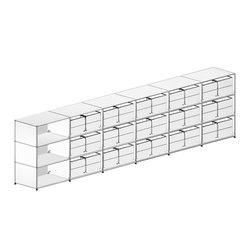 USM Haller Storage 6 | Sideboards | USM