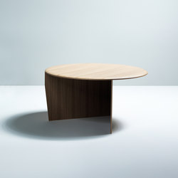 Disc | Lounge tables | böwer