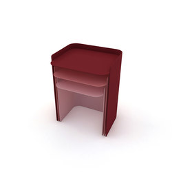Flor nested tables | Side tables | Matière Grise