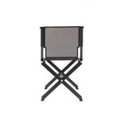 Zephir chaise pliante | Sièges de jardin | Matière Grise
