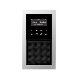 Smart Radio LS design | Sound / Multimedia controls | JUNG