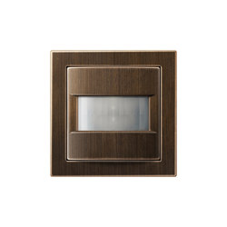 LS-design brass antique automatic-switch | Interruptores automáticos | JUNG