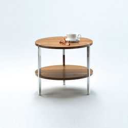 UFO N54 Wood | Lounge tables | D-TEC