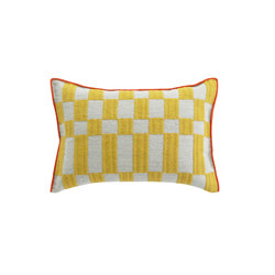 Bandas Cushion B Yellow 4 | Cushions | GAN